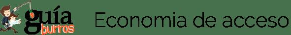 GuíaBurros: Economía de acceso